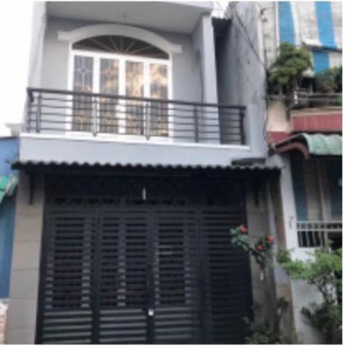 Bán nhà hẻm đường Phạm Văn Chiêu, nội thất cơ bản, sổ hồng đầy đủ.