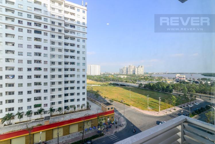 View Cho thuê căn hộ New City Thủ Thiêm hướng Đông Bắc, gồm 1PN 1WC, view sông