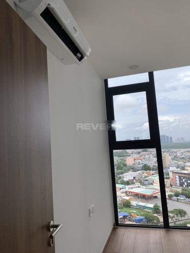 Phòng ngủ Eco Green Saigon Căn hộ Eco Green Saigon tầng trung, đón 3 view thoáng mát.
