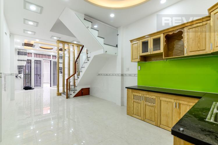 Tổng Quan Bán nhà phố 2 tầng, 4PN, đường nội bộ Bùi Quang Là, nằm trong khu vực an ninh, yên tĩnh