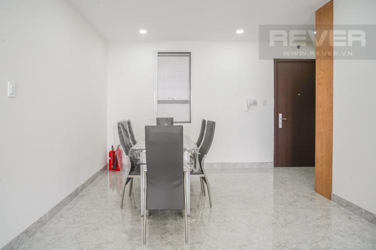 Phòng Ăn Bán hoặc cho thuê căn hộ Sunrise CityView 3PN, đầy đủ nội thất, view hồ bơi thoáng mát