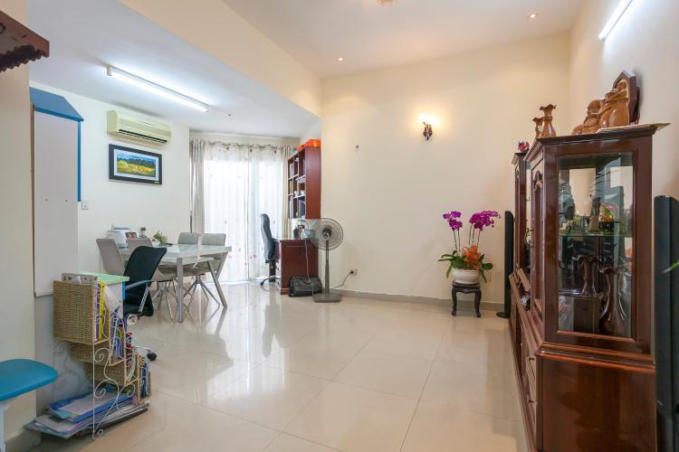 Căn hộ 2 phòng ngủ chung cư Lương Định Của đầy đủ nội thất