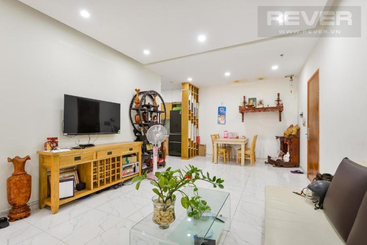 Cho thuê căn hộ The Art 2PN, tầng thấp, đầy đủ nội thất, ban công Đông Bắc, view hồ bơi nội khu