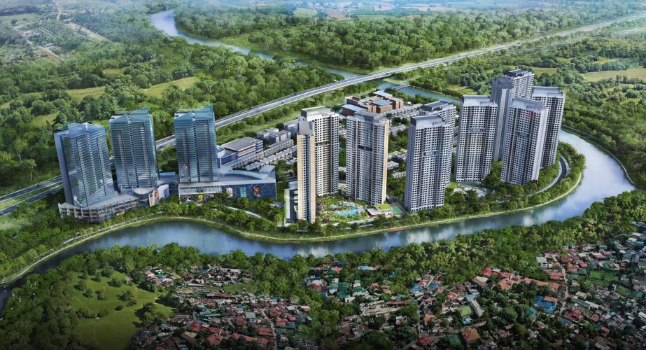 Palm City - Phối cảnh toàn cảnh Palm City