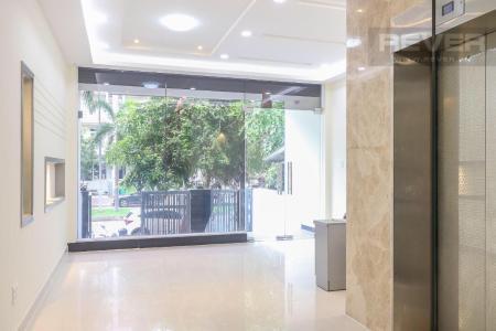Cho thuê nhà phố 5 tầng khu Him Lam, diện tích 100m2, đầy đủ nội thất, có thang máy và hầm để xe rộng rãi
