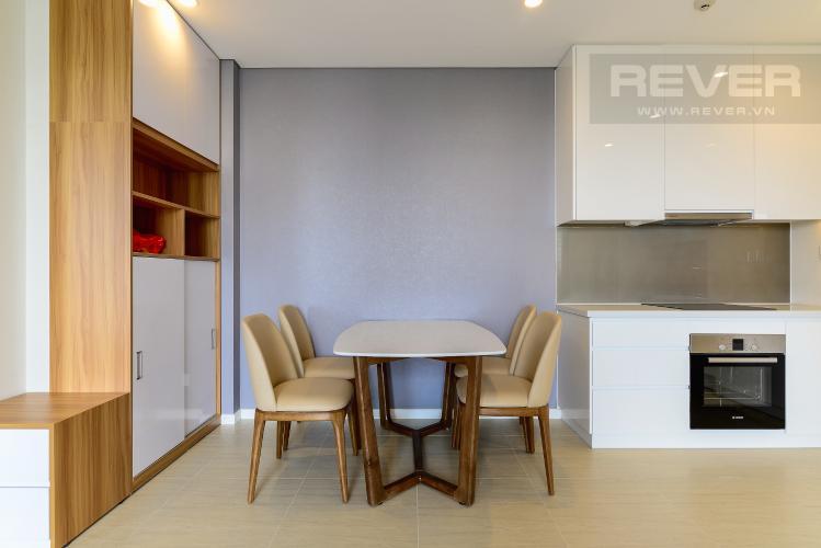 Phòng Ăn 2 Bán căn hộ Diamond Island - Đảo Kim Cương 3 phòng ngủ, đầy đủ nội thất, view sông mát mẻ