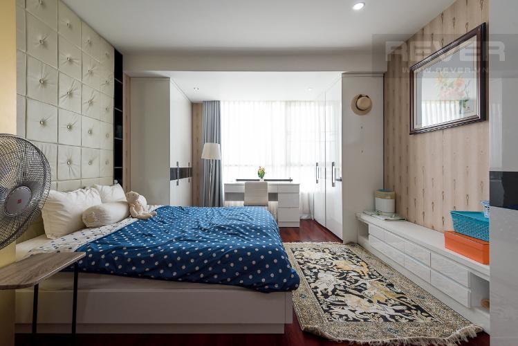 Phòng ngủ căn hộ THE MANOR Căn hộ The Manor 3 phòng ngủ, tầng thấp, đầy đủ nội thất