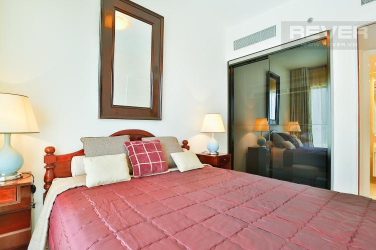 Phòng Ngủ Căn hộ Gateway Thảo Điền 1 phòng ngủ tầng trung tháp B nội thất đầy đủ