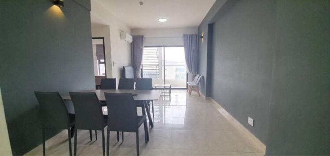 Căn hộ tầng 16 chung cư Centana Thủ Thiêm đầy đủ nội thất tiện nghi.