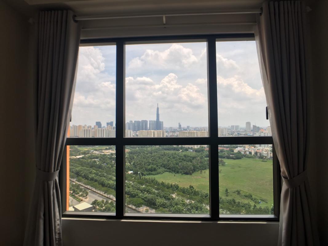 2f5c3fae7c029b5cc213 Cho thuê căn hộ The Sun Avenue 2PN, block 7, diện tích 79m2, không có nội thất, view đại lộ Mai Chí Thọ và Landmark 81