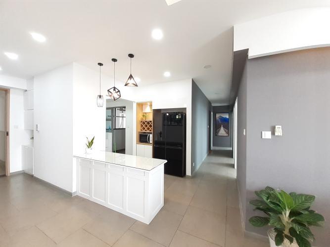 Nội thất căn hộ Riviera Point Căn hộ tầng cao Riviera Point đầy đủ nội thất hiện đại sang trọng.