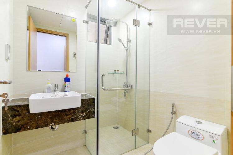 Toilet căn hộ The Gold View Cho thuê căn hộ The Gold View 2 phòng ngủ tầng thấp, diện tích 81m2 - 2 phòng ngủ