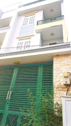 Bán nhà đường Lê Văn Thịnh, Quận 2, 1 trệt 3 lầu, sổ hồng chính chủ