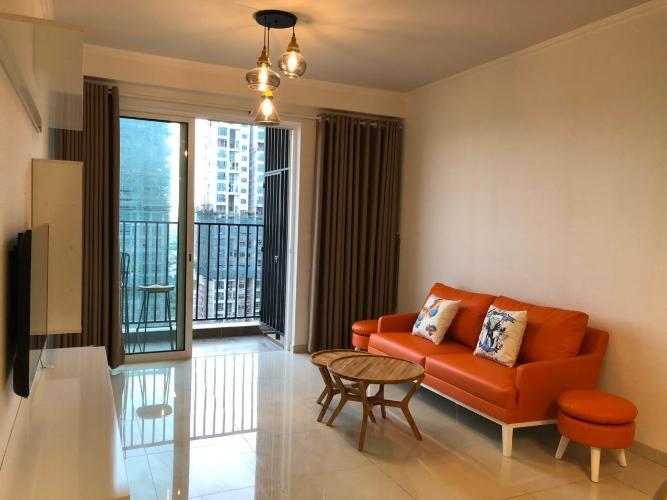 Phòng khách căn hộ VISTA VERDE Cho thuê căn hộ Vista Verde 2PN, tầng 26, đầy đủ nội thất