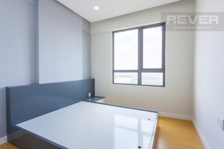 Phòng ngủ 3 Căn hộ Masteri Thảo Điền tầng cao T4B 3 phòng ngủ, nội thất tinh tế