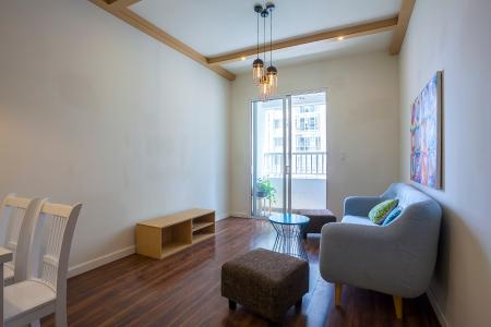 Căn hộ Lexington 2 phòng ngủ tầng thấp block B nội thất cao cấp
