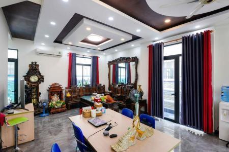 Bán nhà phố LakeView City 4 tầng, phường An Phú, Quận 2, diện tích 100m2, đầy đủ nội thất, thiết kế sang trọng