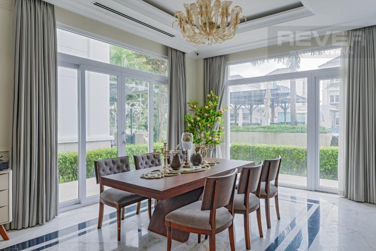 Phòng Ăn Bán biệt thự Venica 437.5m2 4PN 4WC, nội thất hạng sang, view nội khu