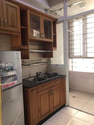 Phòng bếp căn hộ chung cư Thuận Việt, Quận 11 Căn hộ chung cư Thuận Việt ban công hướng Đông Nam, view thành phố.