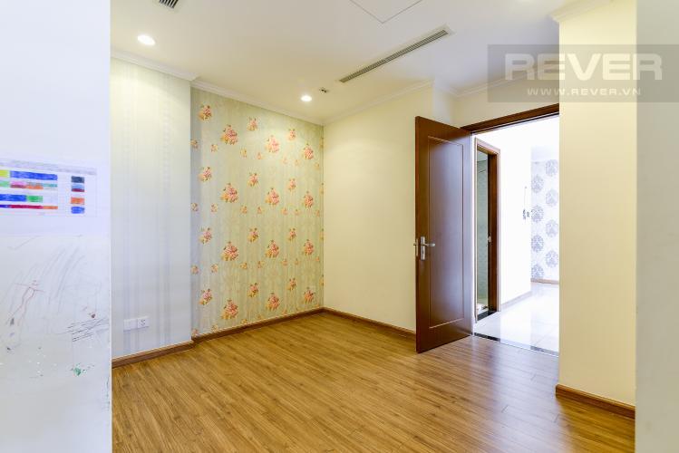 Phòng Ngủ 3 Căn hộ Vinhomes Central Park tầng cao, tháp Landmark 3, 3PN, nội thất cơ bản