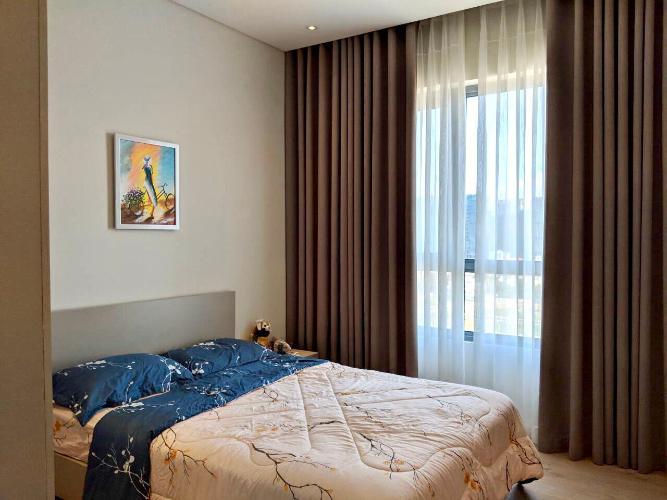 Phòng ngủ căn hộ Đảo Kim Cương, Quận 2 Căn hộ Đảo Kim Cương ban đầy đủ nội thất tiện nghi, tầng 12.