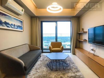 Cho thuê căn hộ Masteri Thảo Điền 2PN, tháp T4, diện tích 70m2, đầy đủ nội thất, view sông thoáng mát