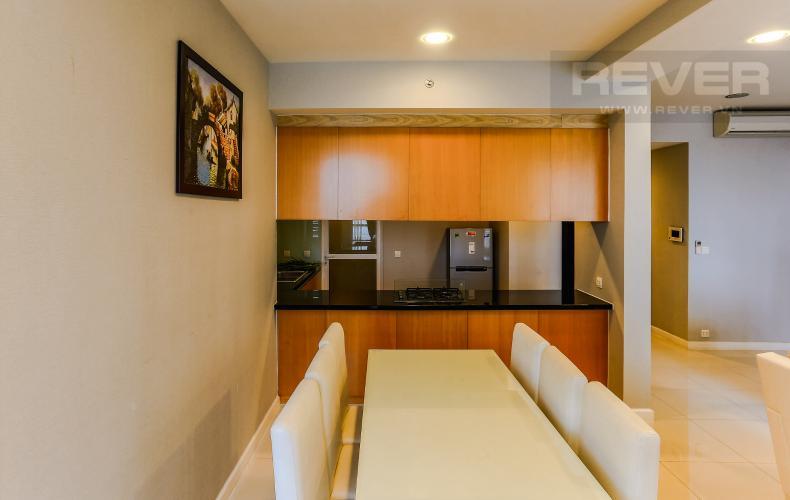 Phòng Ăn Căn hộ Sunrise City tầng trung, tháp V6 khu South, 99m2, 2 phòng ngủ, full nội thất