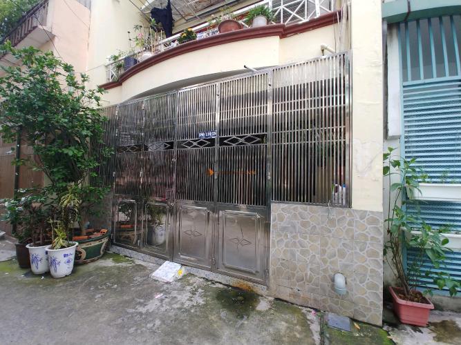 Bán nhà đường Bùi Hữu Nghĩa, diện tích đất 35m2, diện tích sàn 70m2, nội thất cơ bản.