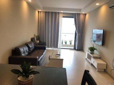 Cho thuê căn hộ The Gold View 2PN, tầng trung, diện tích 90m2, đầy đủ nội thất, view Bitexco