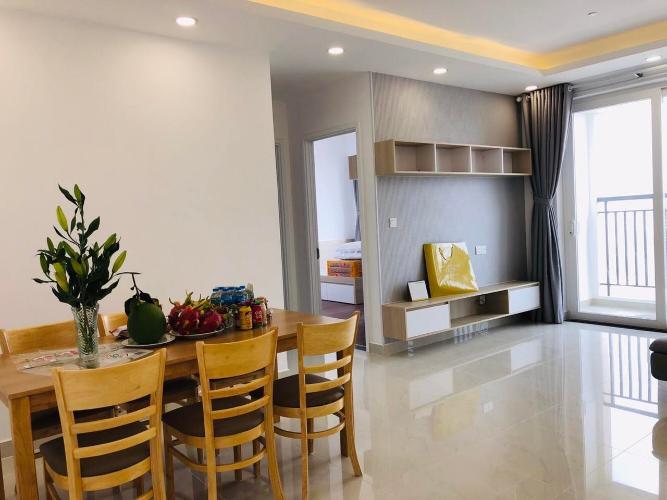 Cho thuê căn hộ Saigon Mia 2PN, diện tích 78m2, đầy đủ nội thất, ban công hướng Đông