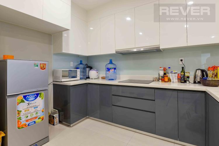 Bếp Bán căn hộ The Gold View tầng cao 2PN, đầy đủ nội thất, view sông thoáng đãng