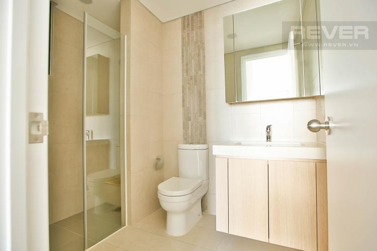 Toilet 2 Căn hộ Estella Heights 2 phòng ngủ tầng thấp T2 view hồ bơi