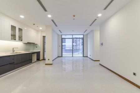 Căn hộ Vinhomes Central Park 3 phòng ngủ tầng thấp P3 view nội khu