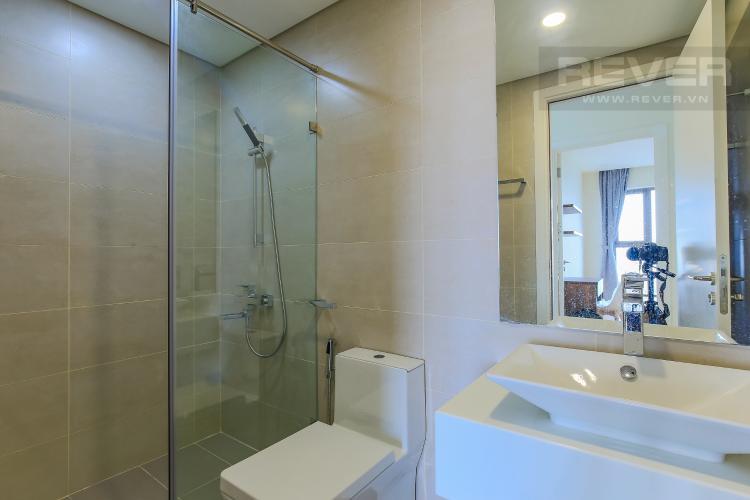 Phòng Tắm 2 Cho thuê căn hộ Masteri Millennium tầng trung 2PN đầy đủ nội thất
