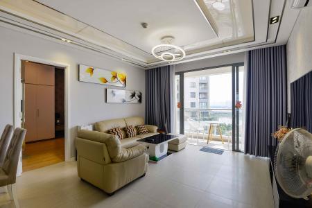 Cho thuê căn hộ Diamond Island - Đảo Kim Cương, tháp Hawaii, đầy đủ nội thất, view trực diện sông