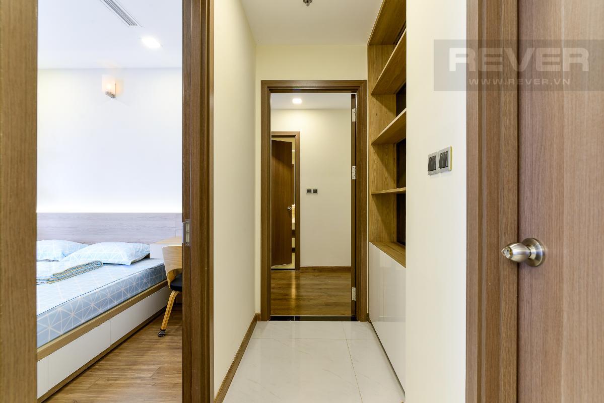 _DSC4010 Bán căn hộ Vinhomes Central Park 2PN, tháp Park 5, đầy đủ nội thất, view sông và công viên xanh mát