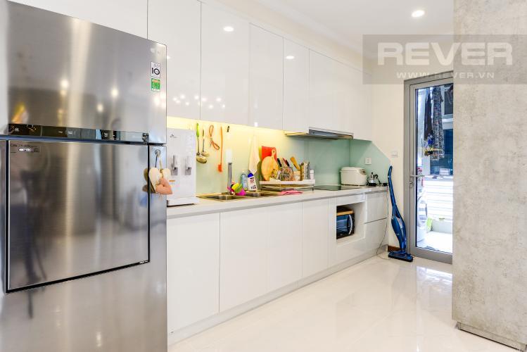 Bếp Căn hộ Vinhomes Central Park tầng cao, 2PN đầy đủ nội thất, view đẹp