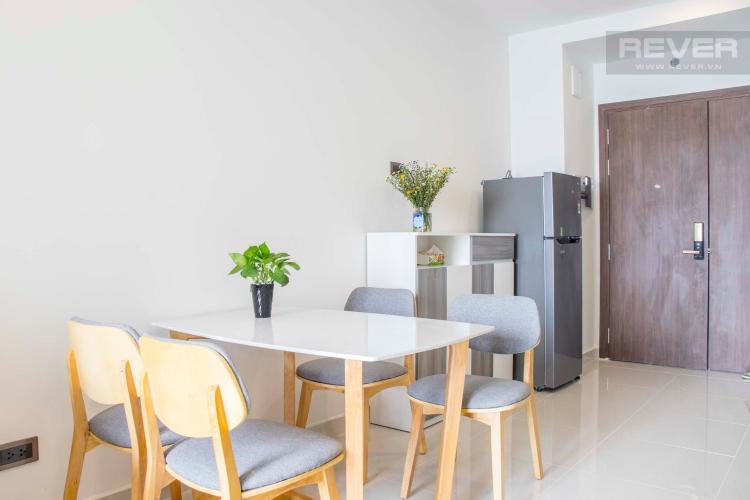 Phòng Ăn Bán hoặc cho thuê căn hộ Saigon Royal 2PN, tháp A, đầy đủ nội thất, view hồ bơi