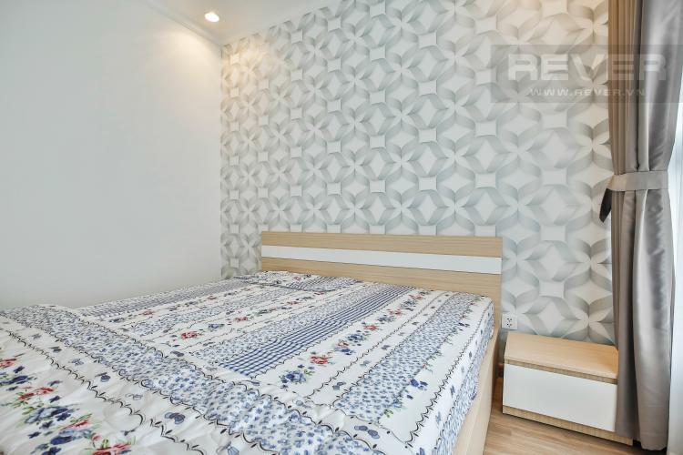 Phòng Ngủ 1 Căn hộ Vinhomes Central Park trung tầng Central 3 thiết kế đẹp