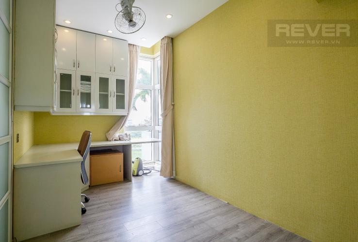 Phòng Làm Việc Căn hộ Estella Residence 3 phòng ngủ tầng cao 4A đầy đủ nội thất