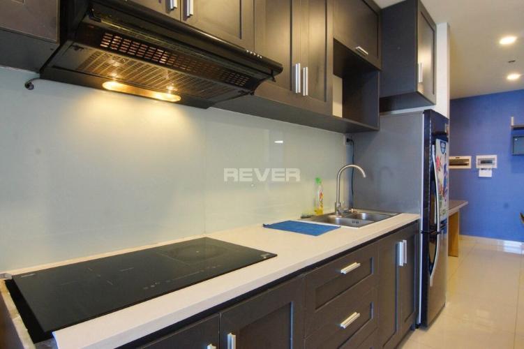Phòng bếp The Tresor Quận 4 Căn hộ The Tresor tầng cao, đầy đủ nội thất.
