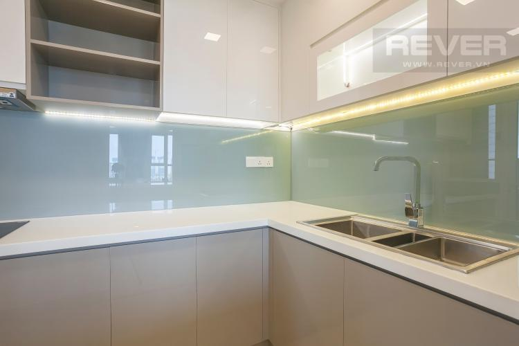 Khu Vực Bếp Căn góc Vista Verde 3 phòng ngủ tầng trung T2 đầy đủ nội thất