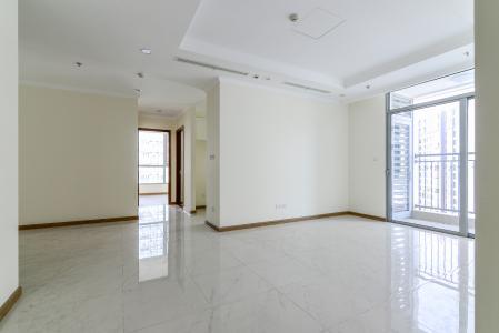 Cho thuê căn hộ Vinhomes Central Park 3PN và 2WC, nội thất cơ bản, view nội khu