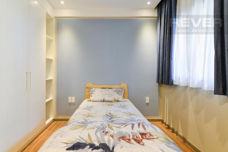 Phòng Ngủ 2 Căn hộ The Gold View 2 phòng ngủ tầng thấp tháp B đầy đủ nội thất