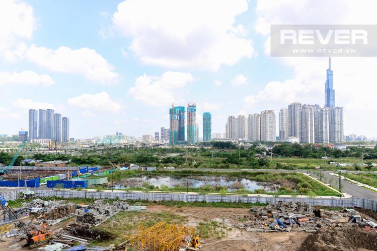 View Cho thuê căn hộ Thủ Thiêm Lakeview 3PN, tầng trung, diện tích 102m2, view Landmark 81