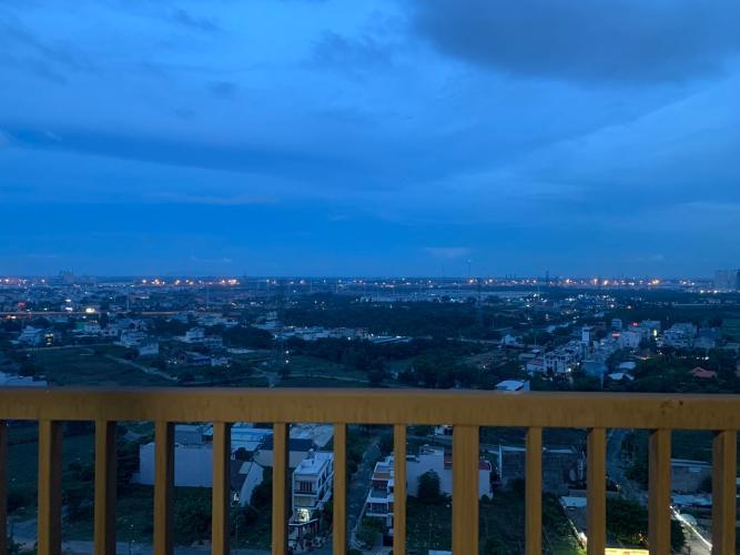 View Jamila Khang Điền, Quận 9 Căn hộ Jamila Khang Điền 2 phòng ngủ, hướng Tây Bắc.