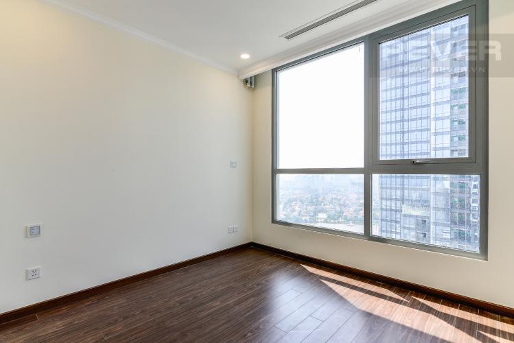 Phòng Ngủ 3 Căn hộ Vinhomes Central Park 4 phòng ngủ tầng cao L6 view sông
