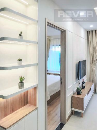 Phòng Khách Căn hộ New City Thủ Thiêm tầng thấp, tháp Venice, 2PN, nội thất đầy đủ