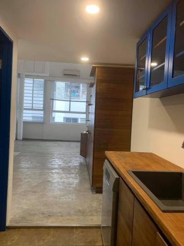 Bếp căn hộ LEXINGTON RESIDENCE Bán căn hộ officetel Lexington Residence 1 phòng ngủ, nội thất độc đáo, có gác lửng
