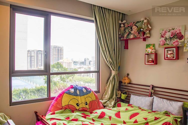 Phòng Ngủ 2 Bán căn hộ The Gold View 2PN, tháp A, diện tích 80m2, đầy đủ nội thất